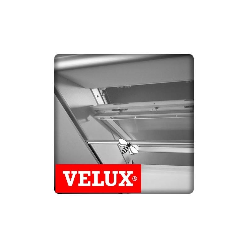 bricol 39 home moustiquaire velux pose fen tre de toit accessoires velux. Black Bedroom Furniture Sets. Home Design Ideas