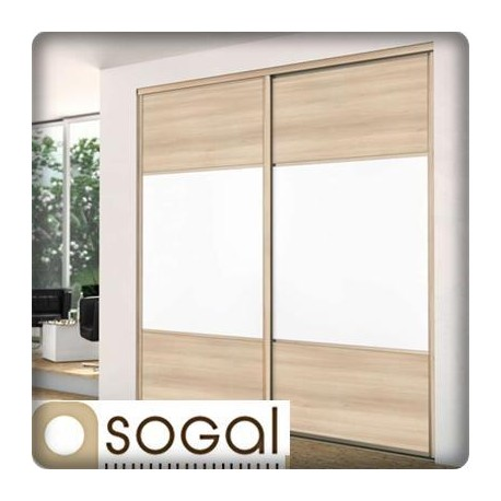 Bricol'Home - Porte De Placard Emotion - Sogal - Pose