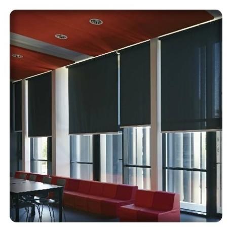 bricol 39 home store enrouleur int rieur rouleau xl fourniture et installation. Black Bedroom Furniture Sets. Home Design Ideas