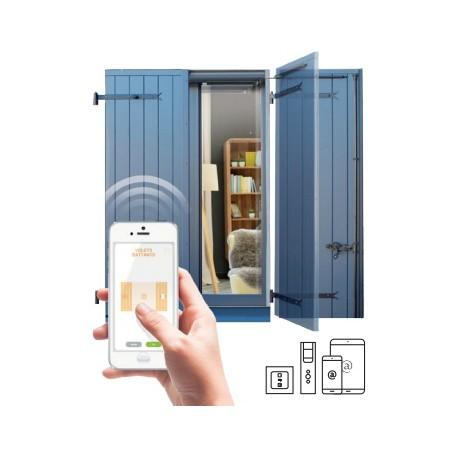 bricol 39 home motorisation volet battant somfy. Black Bedroom Furniture Sets. Home Design Ideas
