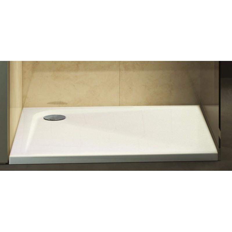 bricol'home - receveur douche acrylique - idéal standard