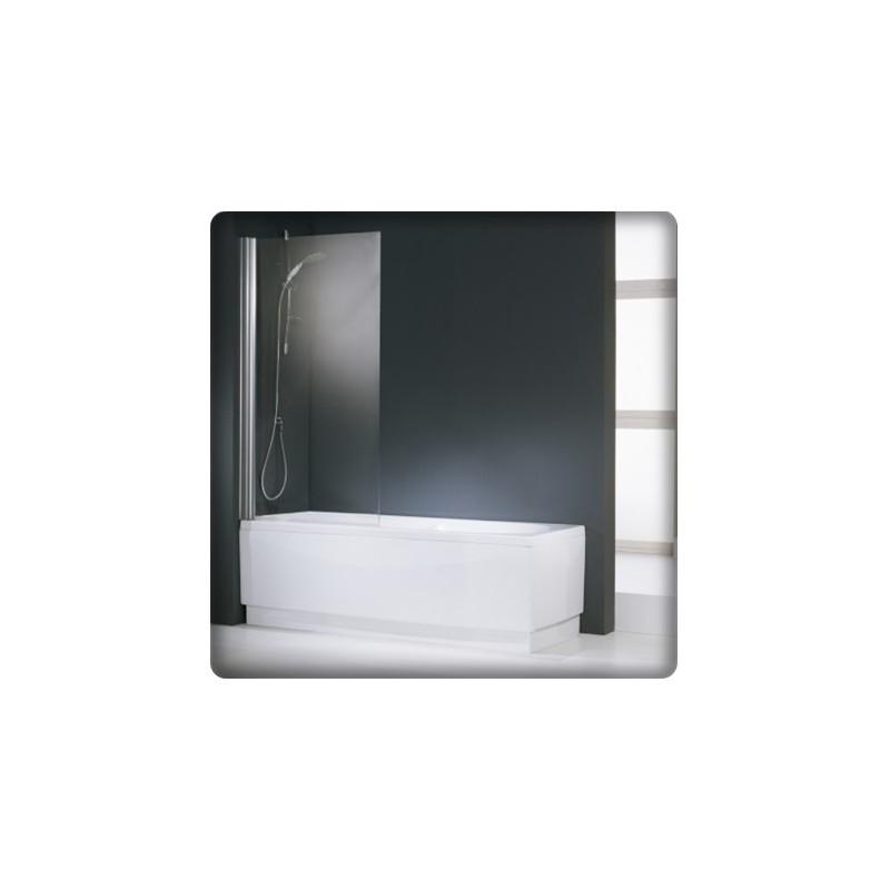 bricol 39 home pare baignoire pivotant total fourniture et pose. Black Bedroom Furniture Sets. Home Design Ideas