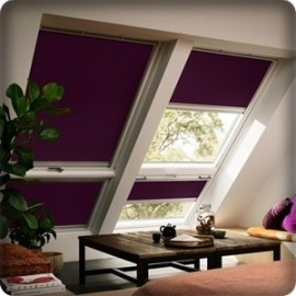 store velux electrique interieur interesting store. Black Bedroom Furniture Sets. Home Design Ideas