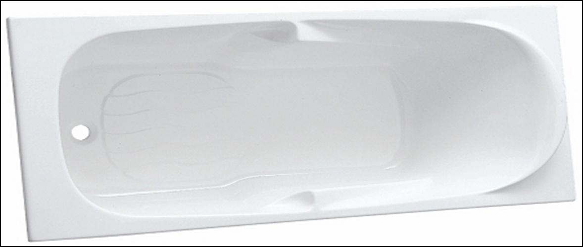Bricol 39 home baignoire droite appui t te accoudoirs for Baignoire acrylique prix