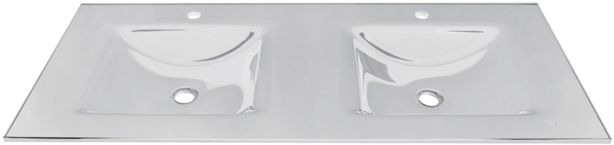 Bricol\'Home - Plan vasque verre - ALTERNA