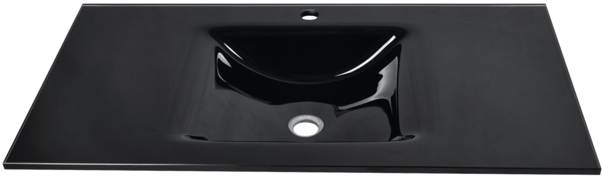 Bricol 39 home reims plan vasque verre alterna for Meuble salle de bain plan vasque en verre