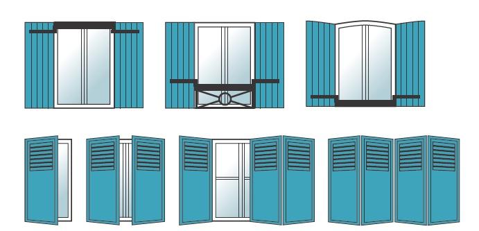 motorisation somfy volet battant. Black Bedroom Furniture Sets. Home Design Ideas