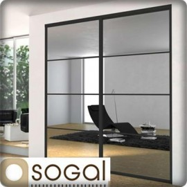 bricol 39 home epernay porte de placard harmonie sogal pose. Black Bedroom Furniture Sets. Home Design Ideas