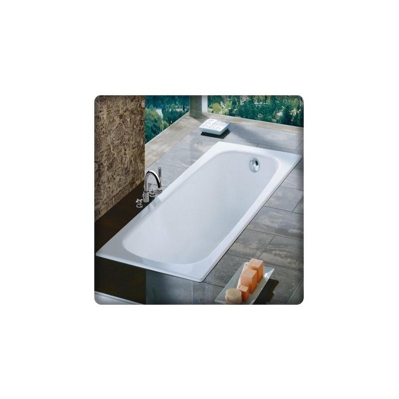 bricol 39 home epernay baignoire rectangulaire acier maill fourniture et pose. Black Bedroom Furniture Sets. Home Design Ideas