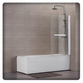 bricol 39 home epernay pare baignoire pivotant total fourniture et pose. Black Bedroom Furniture Sets. Home Design Ideas
