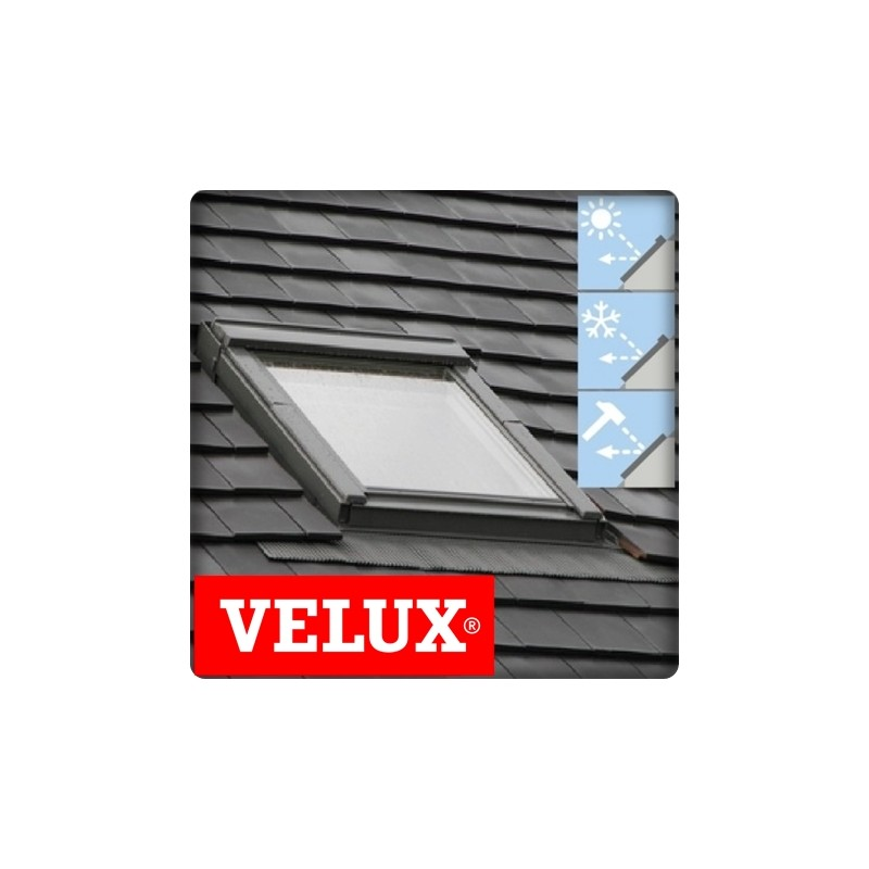 velux 78x98 confort amazing fentre velux tuile grise edw with velux 78x98 confort stunning. Black Bedroom Furniture Sets. Home Design Ideas