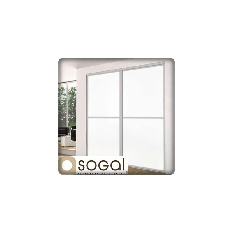 Bricol 39 home reims porte de placard m ridien sogal pose for Porte and integrati