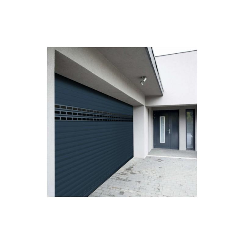 Bricol 39 home reims porte de garage enroulable soprofen - Porte de garage enroulable somfy ...