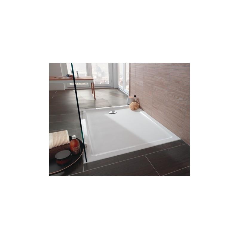 Bricol 39 home reims receveur douche c ramique villeroy et boch - Receveur douche villeroy et boch ...