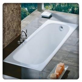 bricol 39 home reims baignoire rectangulaire acier maill fourniture et pose. Black Bedroom Furniture Sets. Home Design Ideas