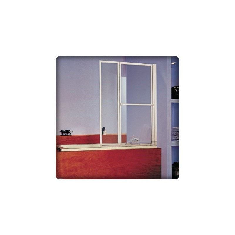 bricol 39 home reims pare bain pliant relevable. Black Bedroom Furniture Sets. Home Design Ideas