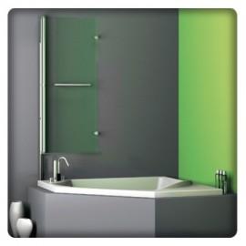 bricol 39 home reims pare bain pliant relevable fourniture et pose. Black Bedroom Furniture Sets. Home Design Ideas