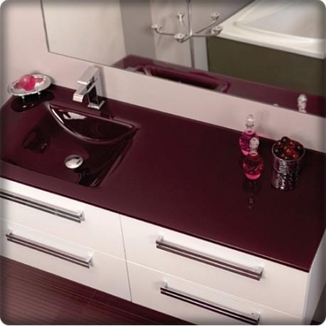 Bricol 39 home reims plan vasque verre alterna for Plan vasque salle de bain en verre
