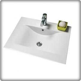 Plan vasque en céramique